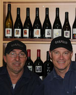 Barossa Bottlers - Ray Todd and Nick Walters