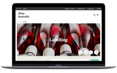 Wine Australia – Label Integrity Program