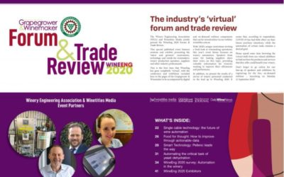 WINEENG 2020 Virtual Forum & Trade Review